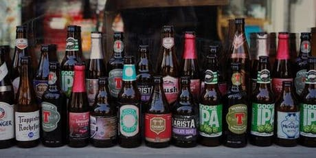 Don't Worry, Be HOPPY Beer Tasting tickets