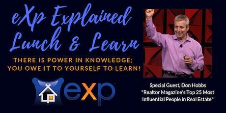 eXp Mega Agent Secrets Presents: eXp Explained - Austin, TX tickets
