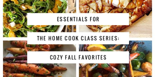Essentials for the Home Cook: Cozy Fall Favorites