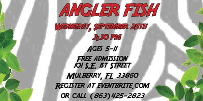 Wild Wednesday: Angler Fish
