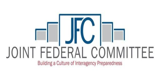 Registration for the Joint Federal Committee: Committee of the Whole Summit