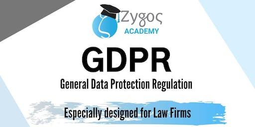 GDPR Seminar For Lawyers