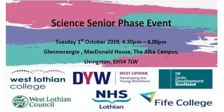 Science Senior Phase Event tickets