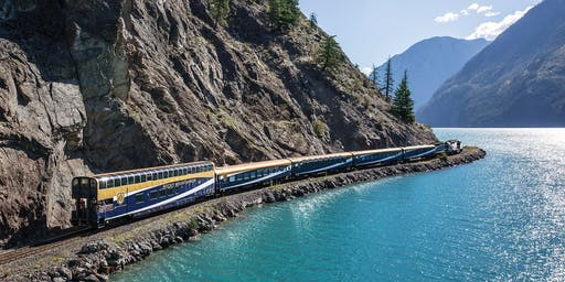 Rocky Mountaineer Information Session - Lethbridge