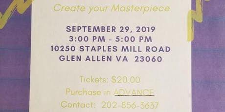 Paint with Helen tickets