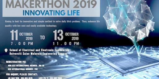 USM MAKERTHON 2019 - Innovating Life