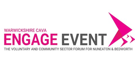 Warwickshire CAVA Engage (Nuneaton & Bedworth) Event - Children and Young People focus tickets
