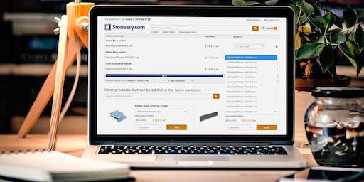 CxO visit Stoneasy.com: B2B e-commerce van projectplanning tot go-live