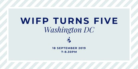 Women in Foreign Policy Turns Five: Washington DC tickets