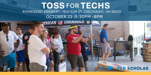 Toss for Techs Cincinnati