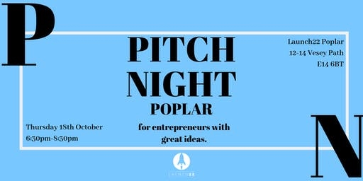 Pitch Night POPLAR