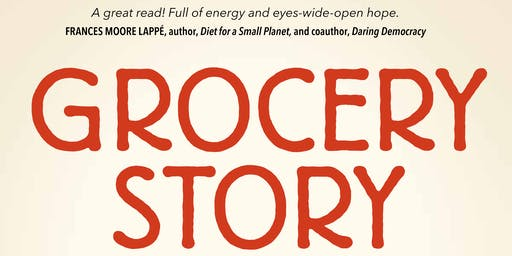 Grocery Story Book Tour stop with Jon Steinman