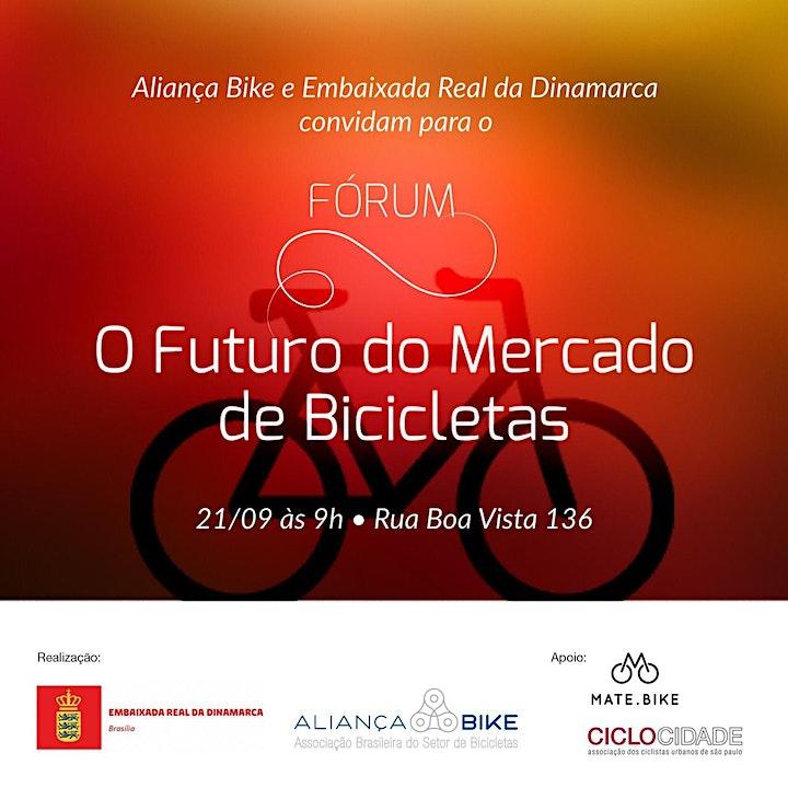 Imagem do evento Fórum O futuro do mercado de bicicletas