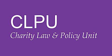 CLPU Seminar: Enhancing the powers of the Scottish Charity Regulator (OSCR) tickets