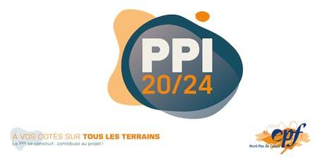 Séminaire de partage sur le PPI 2020/2024 billets