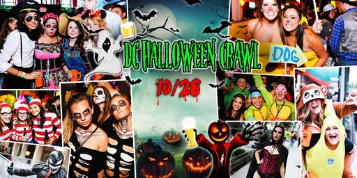 DC Halloween Crawl 2019 (Washington, DC)