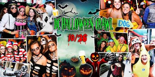 DC Halloween Crawl 2019 (Washington, DC)