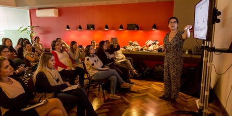 Rio de Janeiro, RJ/Brazil - Oficina Spinning Babies® 2 dias com Maíra Libertad - 16-17 Nov 2019 tickets