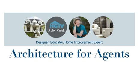 Architecture for Agents - Austin - 10/16/19 tickets