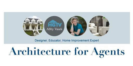 Architecture for Agents - Austin - 10/16/19