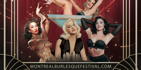 Montreal Burlesque Festival Workshops/Ateliers tickets