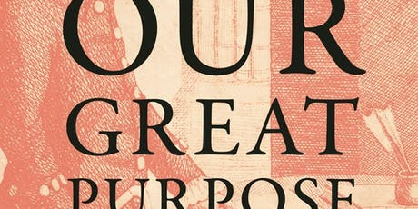 Ryan Patrick Hanley - Our Great Purpose tickets