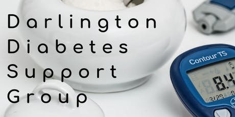 Darlington Type 2 Diabetes Support Group : September 2019 tickets