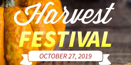 Harvest Festival tickets
