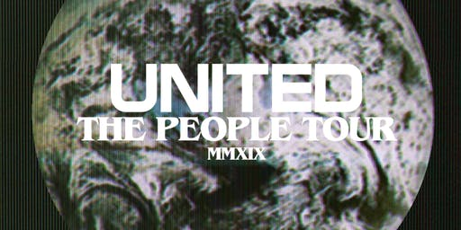 Hillsong UNITED People Tour - THANK YOU - Honolulu, HI