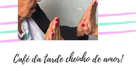 Café Da Tarde Cheinho De Amor ingressos