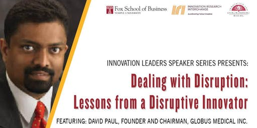 Dealing with Disruption: Lessons from a Disruptive Innovator