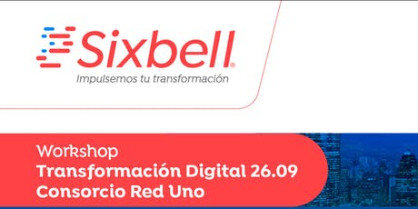 Workshop: Transformación digital 26.09 boletos
