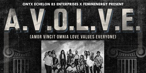 A.V.O.L.V.E: Amor Vincit Omnia Love Values Everyone