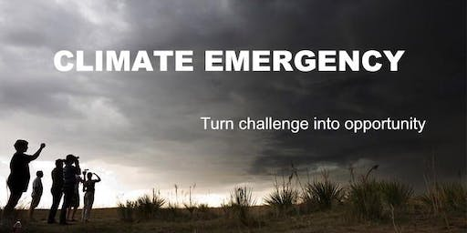 CLIMATE EMERGENCY MEETING