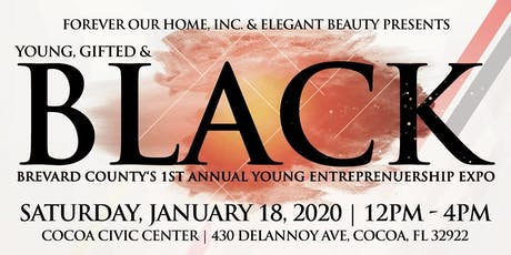1st Annual Young  Black Entrepreneurship Expo tickets