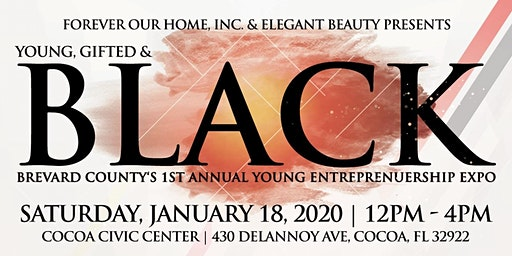 1st Annual Young  Black Entrepreneurship Expo