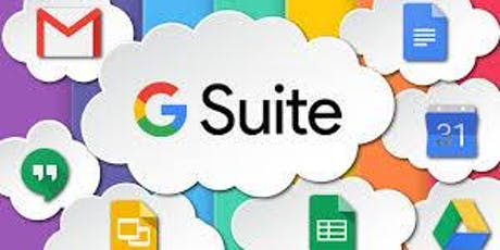G-Suite - DAGI Lunch and Learn Summer Series #6 tickets