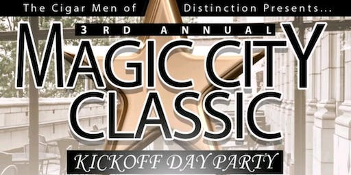 3rd Annual CMOD Magic City Classic Kickoff Day Party