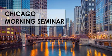 CHICAGO MORNING SEMINAR: Waterfront Design Solutions for Urban Resilience  tickets