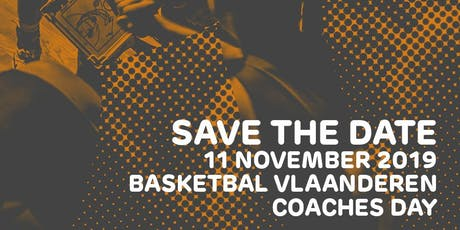 Basketbal Vlaanderen Coaches Day tickets