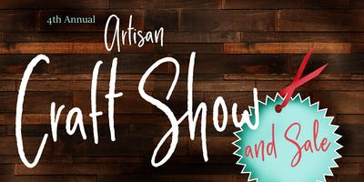 4th Annusal Artisan Craft Show and Sale