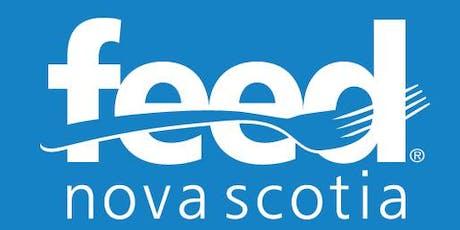 Feed Nova Scotia's Friday October 4, Volunteer Information Session tickets