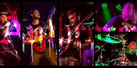 Anthrocene at the Funhouse tickets