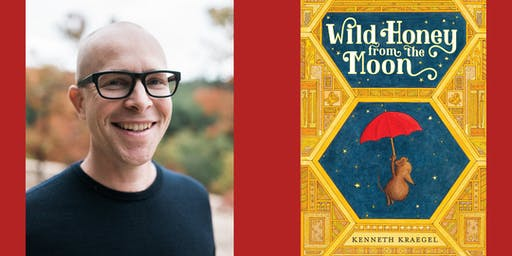 Kenneth Kraegel Presents: WILD HONEY FROM THE MOON