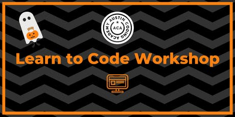 Austin Coding Academy | Learn to Code Workshop | @ Capital Factory | 10.30.19 tickets