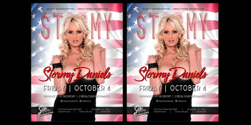 Stormy Daniels at Silk Downtown MKE - Special Event!