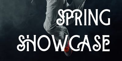 AUDITION TICKET - SPRING SHOWCASE