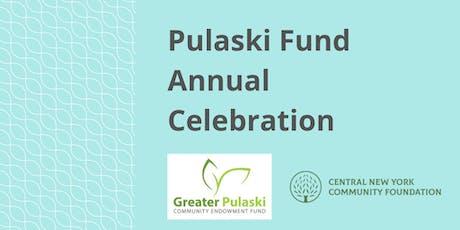 Pulaski Fund Celebration tickets