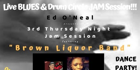 CONYERS -  3rd THURSDAY Night JAM Session & Open Mic! tickets