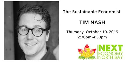 Green Economy Workshop with Tim Nash